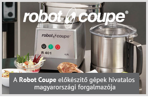 Robot Coupe - érdeklődjön a részletekről!